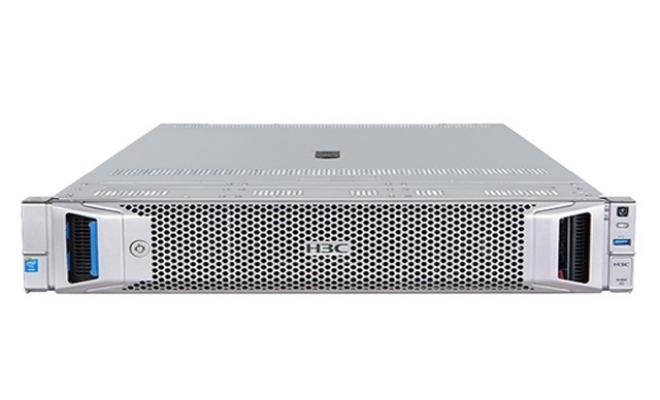 H3C R4900G3服务器(铜牌3106 CPU,32GB DDR4内存,P430(2G缓存)RAID卡,3*4T硬盘,4*GE,1*550W电源,无DVD,滑轨)