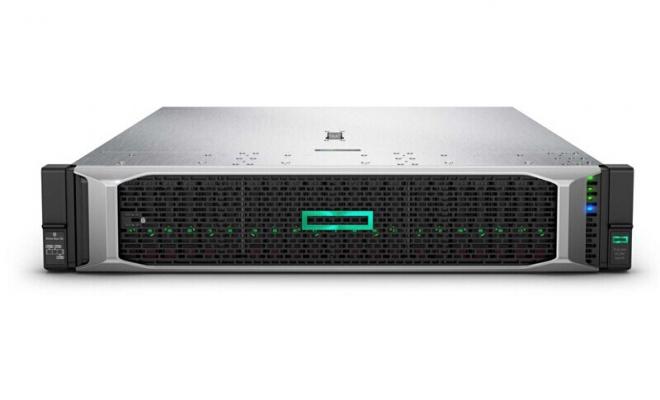 惠普DL388 Gen10服务器(826564-AA1)(铜牌3106/16GB内存/P408i-a阵列卡/4*GE/500W电源/滑轨)