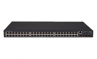 H3C S5560S-52P-SI交换机(48个10/100/1000TX以太网端口,4个千兆SFP口)
