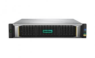 HPE MSA 1050 SAN 存储 包含LFF 3.5英寸磁盘机箱+2个MSA 1050 2端口 FC控制器(含 8Gb SFP模块)