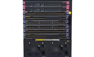 H3C S7000E系列高端多业务路由交换机