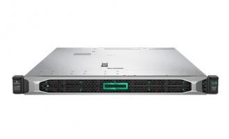 HPE惠普DL360 Gen10服务器(P23575-AA1)(铜牌3206R (8-Core, 1.9 GHz, 85W)/16GB内存/P408i-a/4*1GB NIC/500W/8SFF/3年5*9NBD)