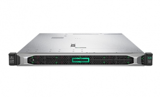 HPE惠普DL360 Gen10服务器(P19766-B21)(银牌4214/2x16G/ P408i-a(2GB)/1*800W/1*300GB/8SFF/导轨/1U/3年5*9,NBD)