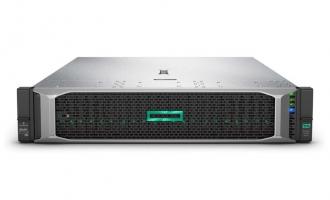 HPE惠普DL560 Gen10服务器(P11795-AA1)(2*金牌5215 (10核/2.5GHz)/64GB内存/HPE S100i阵列卡/8SFF/1*1600W/3年5*9 NBD)