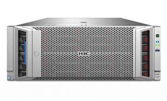 H3C UniServer R4300 G3服务器 4U机架式存储服务器