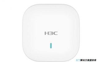 H3C WA5320-C-FIT无线AP 内置天线双频四流802.11ac/n Wave 2无线接入点-FIT 室内AP