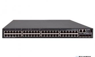 H3C S5560-54S-EI交换机 L3以太网交换机主机,支持48个10/100/1000BASE-T端口,支持4个10G/1G BASE-X SFP+端口,支持2个40G QSFP+端口