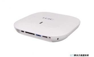 H3C WA5320-FIT无线AP 内置天线双频四流802.11ac/n Wave 2无线接入点-FIT 室内AP