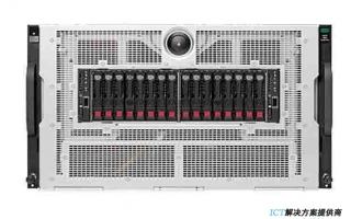 HPE Apollo 6500 Gen10 Plus服务器 AI优化系统 深度学习 GPU服务器