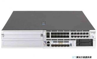 H3C SR6602-IE路由器 AI系列增强型ICT融合网关(20端口万兆SFP+,12端口千兆RJ45,1 FIP槽位,双硬盘槽位,双电源槽位)