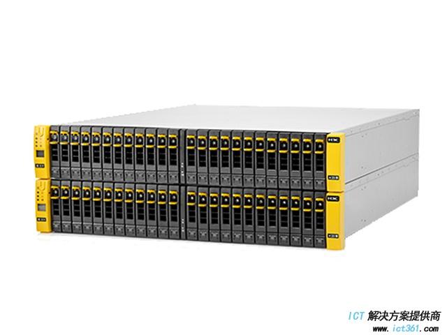 H3C UniStor CF8800系列企业级混合存储阵列(型号:8820融合闪存/8840融合闪存/8844融合闪存/8845全闪存储)